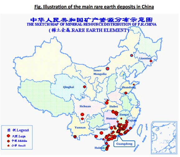 Brief introduction of chinese market of rare earth daydream mediumheavy rare earth in southern china is mainly of the ion type since the total reserve of ion type mediumheavy rare earth is much lower than that of gumiabroncs